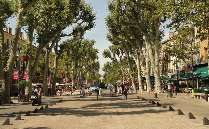 Où passer vos vacances à Aix en Provence ?