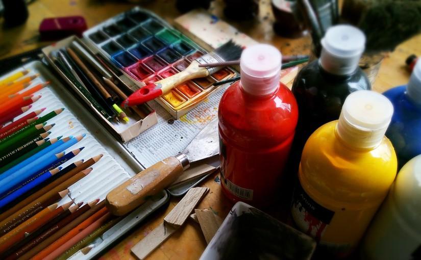 Mes secrets pour bien débuter en peinture