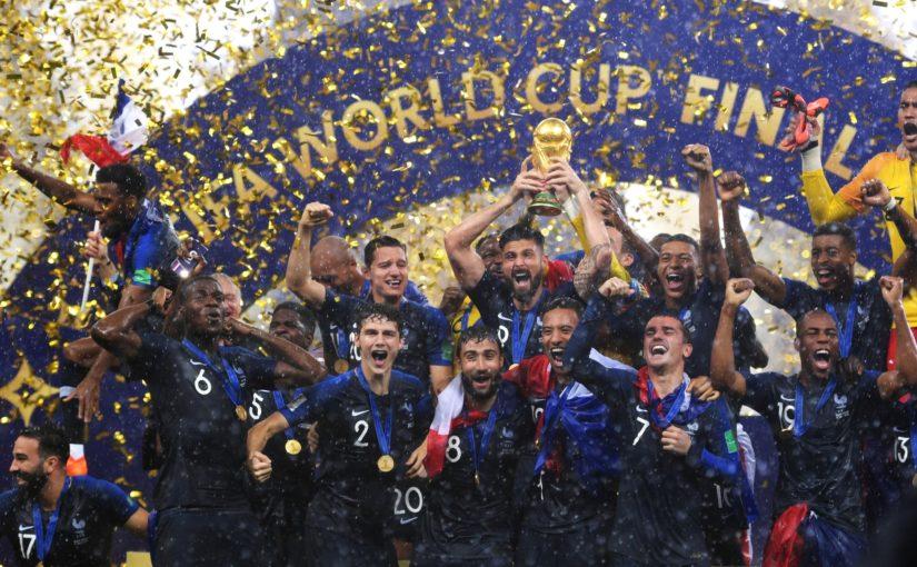 Les chansons des joueurs après la coupe du monde